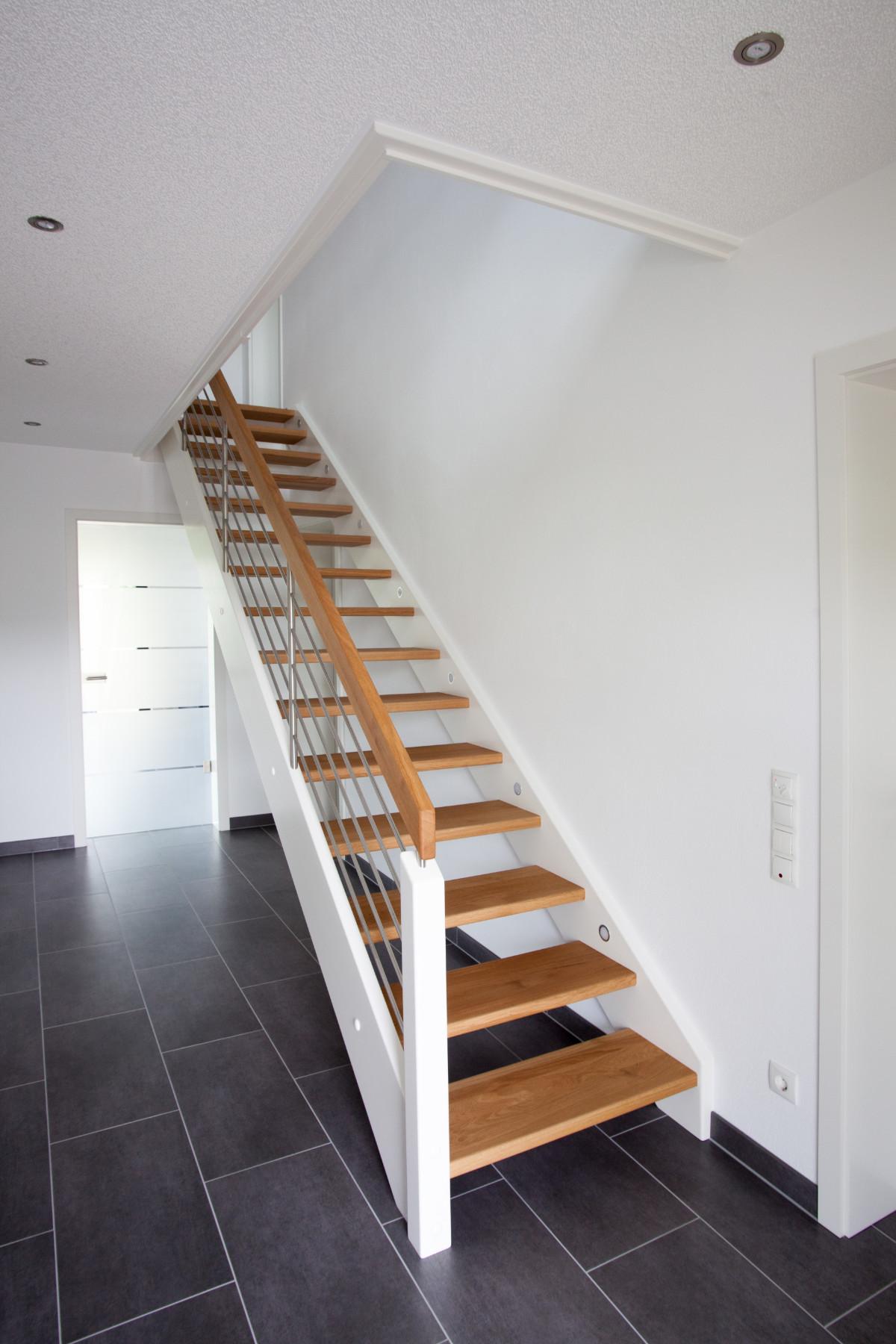 Weisse Treppen Treppen Schuster